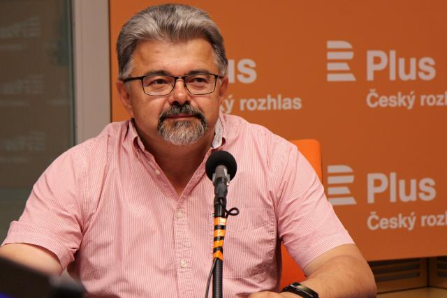 Jiří Weigl, bývalý kancléř exprezidenta Václava Klause