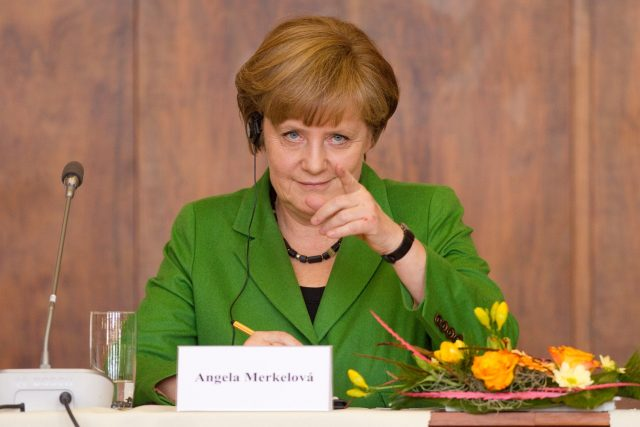 Angela Merkelová  (na snímku z roku 2012)   foto: Profimedia