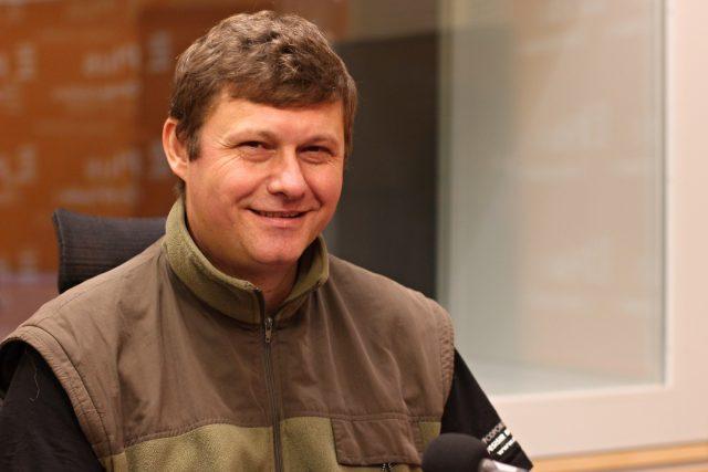 Stanislav Lhota | foto: Jana Přinosilová,  Český rozhlas
