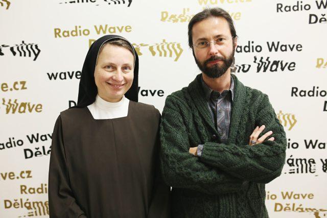 Denisa Červenková a Petr Vacík