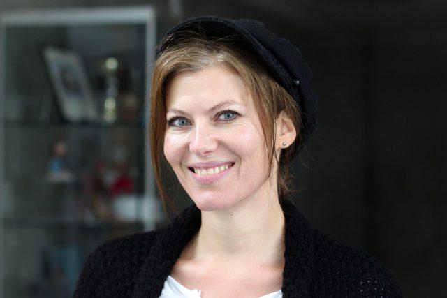 Barbora Bálková, výtvarná umělkyně a fotografka