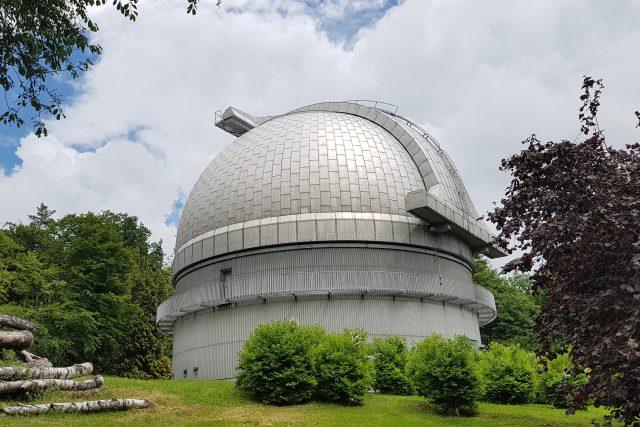 Ondřejovský dalekohled