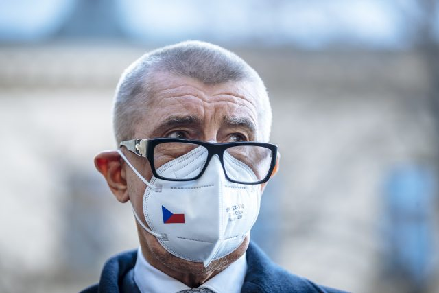 Premiér Andrej Babiš  (ANO)   foto: Petr Topič,  MAFRA/Profimedia