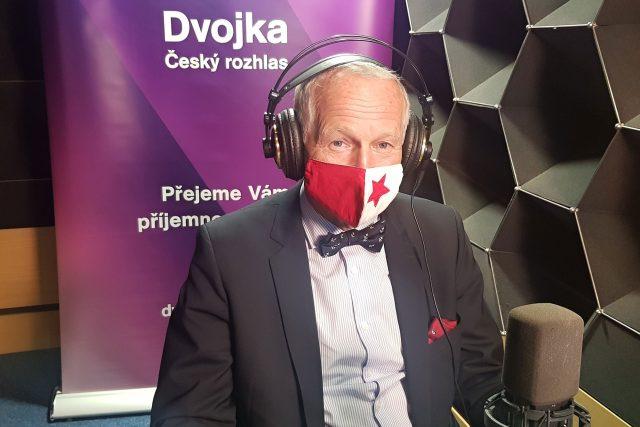Jan Pirk | foto: Adam Kebrt,  Český rozhlas