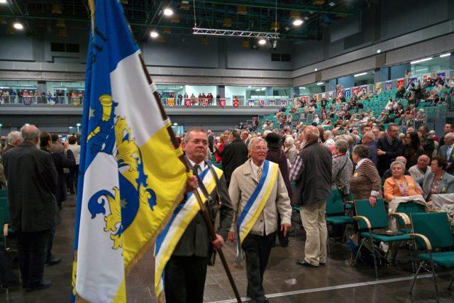 Sudetoněmecký sjezd v roce 2016