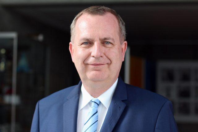 Tomáš Zima, lékař a biochemik, rektor Univerzity Karlovy