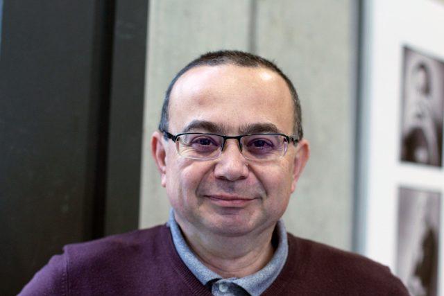 Michael Romancov, politický geograf Karlovy Univerzity