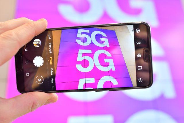 5G sítě (ilustrační foto)