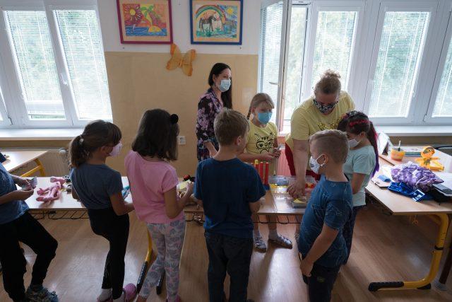 Škola; třída; žáci; vyučování  (ilustrační foto) | foto: Fotobanka Profimedia