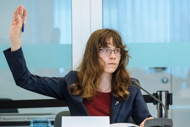 Hana Lipovská, ekonomka a členka Rady ČT