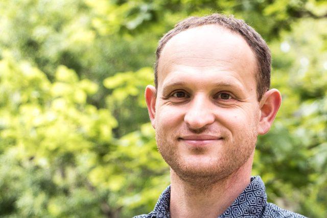 entomolog Jiří Hulcr | foto: archiv Jiřího Hulcra