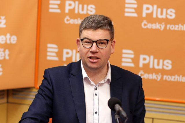 Jiří Pospíšil, europoslanec a předseda TOP 09