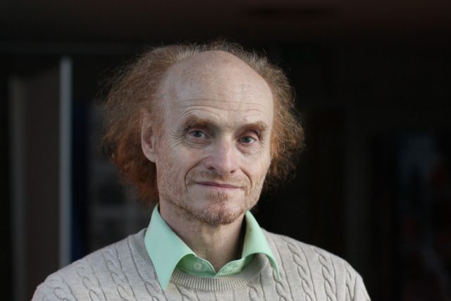Jaroslav Flegr, profesor ekologie a evoluční biologie