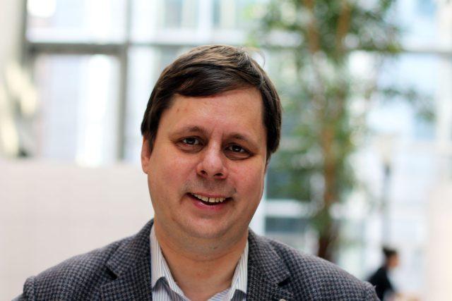 Jakub Fischer,  děkan Fakulty informatiky a statistiky VŠE, syn politika Jana Fischera