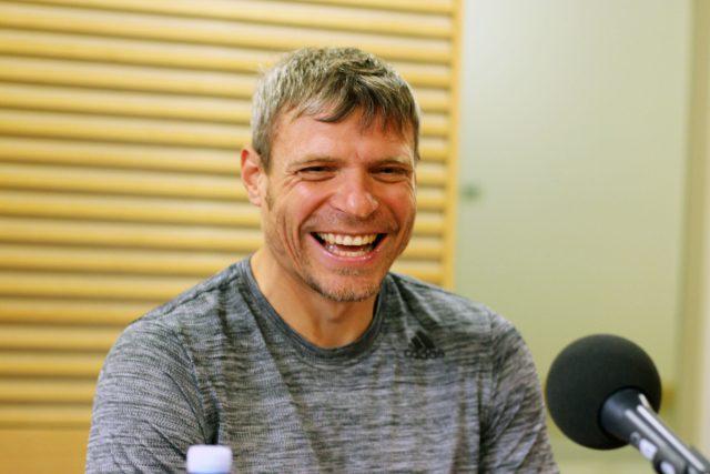 Tomáš Šebek, člen Lékařů bez hranic a chirurg v pražské nemocnici Na Františku