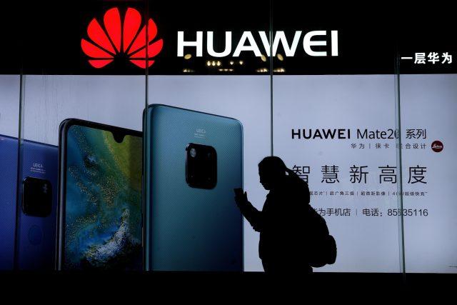 Společnost Huawei