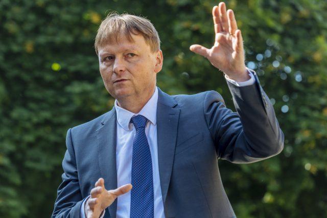 David Feltl, ředitel VFN v Praze