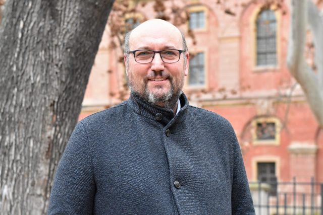 Expert na umění a majitel aukční síně Tomáš Hejtmánek