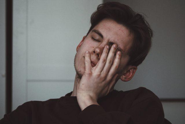 Únava - vyčerpání - deprese