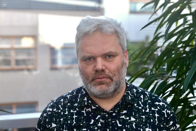 Publicista Pavel Klusák | foto: Lenka Kabrhelová,  Český rozhlas