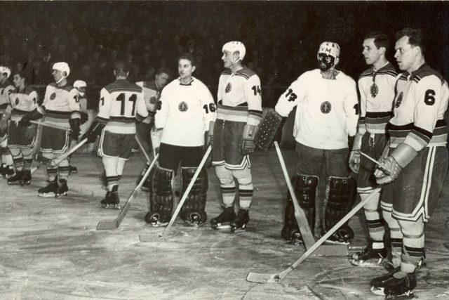 Hokejisté v 60. letech