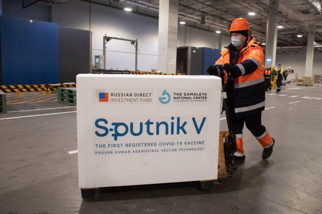 Ruská vakcína Sputnik V