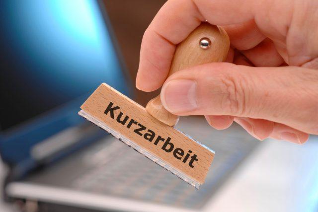 Kurzarbeit (ilustrační foto)
