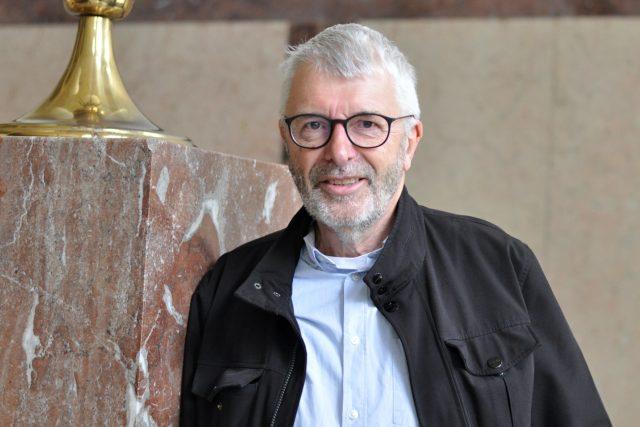 Ředitel Divadla Archa Ondřej Hrab