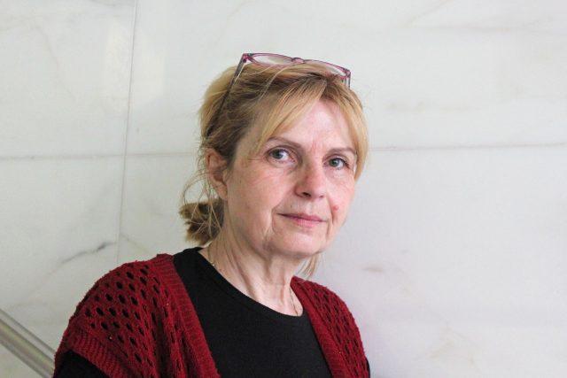 Petra Procházková | foto: Elena Horálková,  Český rozhlas,  Český rozhlas