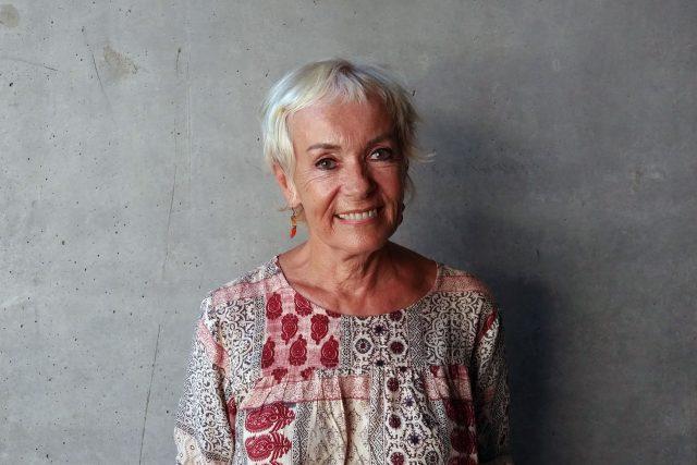 Monika Zgustová, host pořadu Hovory a Petra Viziny