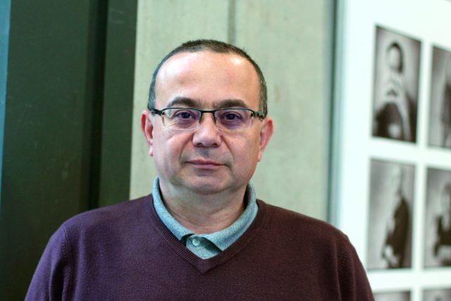 Michael Romancov, politicky geograf UK FSV Praha a Metropolitní univerzita Praha, pedagog a publicista.