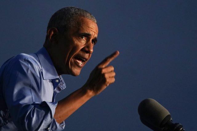 Barack Obama, bývalý americký prezident USA