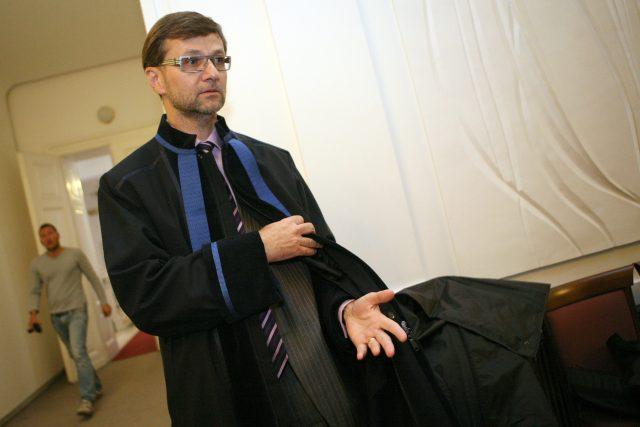 Petr Toman, advokát