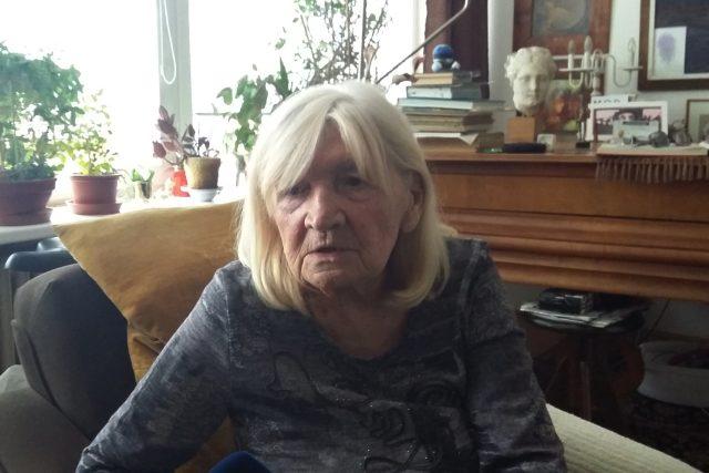 Spisovatelka Eva Kantůrková