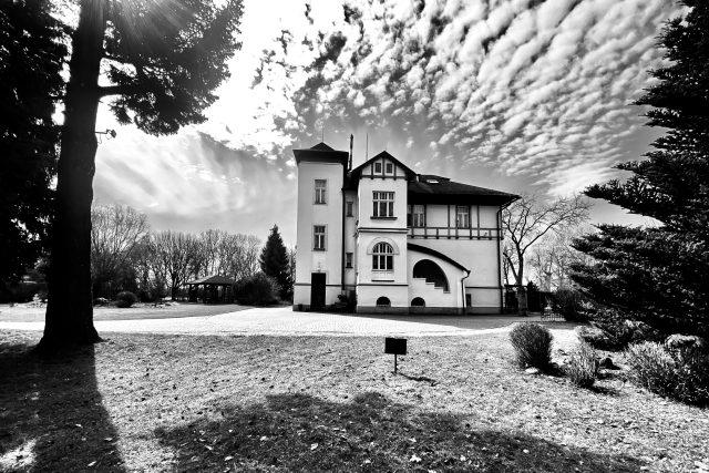 Habermannova vila | foto: Ivan Fíla