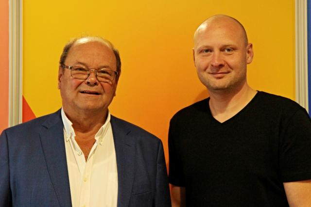 Pavel Dungl a Lukáš Wagenknecht