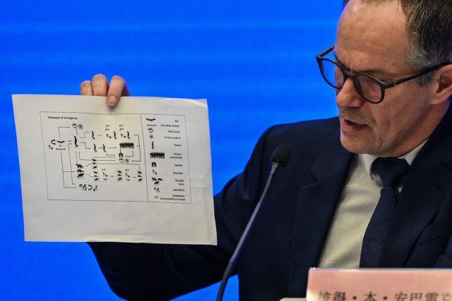 Peter Ben Embarek,  šéf mise WHO,  která měla ve Wu-chanu objasnit původ koronaviru | foto: Profimedia