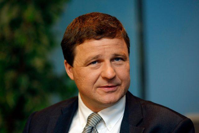 Jiří Přibáň v pořadu Otázky Václava Moravce