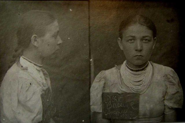 Vasilina Mesárová, rozená Ljachová