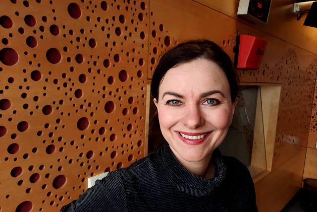 herečka a spisovatelka Pavlína Jurková | foto: Naděžda Hávová