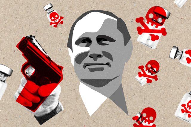 Ondřej Kundra: Novičok nebo kulka. Jak umírají Putinovi kritici