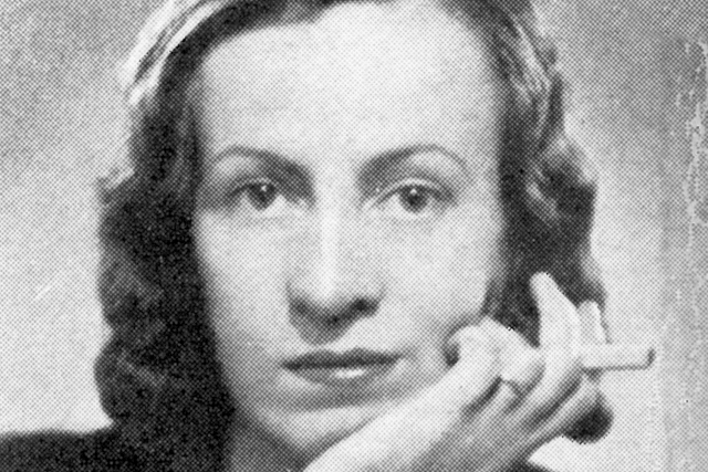Olga Barényi v roce 1945 | foto: Wikimedia Commons,  CC0 1.0