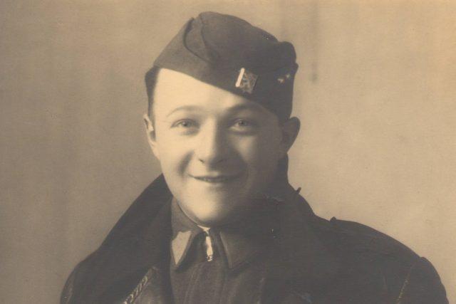 František Schnurmacher na dobovém snímku. | foto: Post Bellum