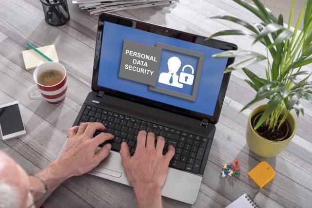 Ochrana osobních údajů na internetu
