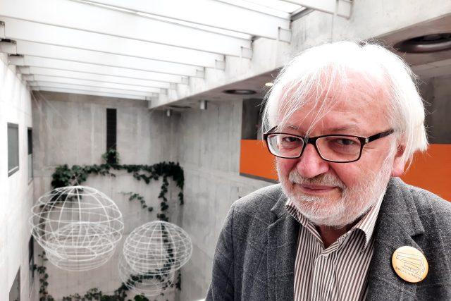 prof. Rostislav Švácha, host Naděždy Hávové