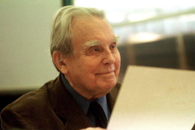 Czeslaw Milosz | foto: Profimedia