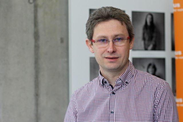 Michal Frankl | foto: Jana Přinosilová