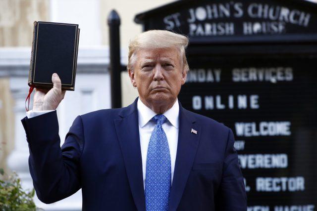 Donald Trump | foto: Patrick Semansky,  ČTK/AP