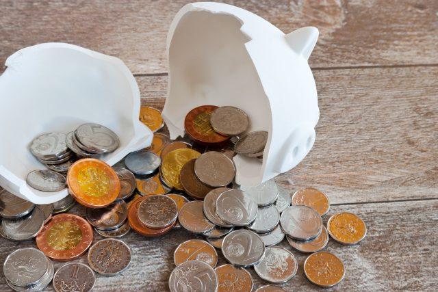 Dluhy,  finance,  ekonomická krize | foto: Fotobanka Profimedia