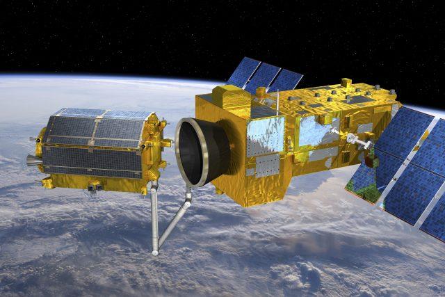 Space Servicing Vehicle Evropské vesmírné agentury ESA by mělo sbírat odpad na oběžné dráze